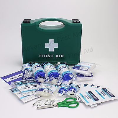 Public Service Vehicle (PSV) First Aid Kit in a Box. Bus, Taxi, Coach or Minibus