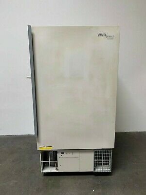 VWR 5463 -80ºC Ultra Low Laboratory Cryogenic Freezer 23 CU FT 230 V