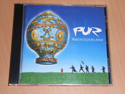 CD Pur Abenteuerland First Press (1995)