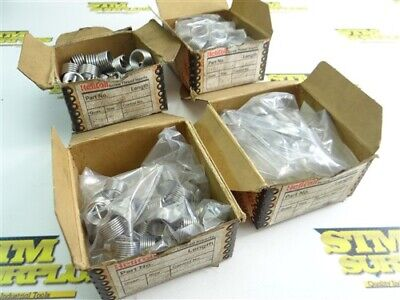 """New Lot Of Helicoil Thread Repair Inserts 1/2""""-20 9/16""""-18 5/8""""-11 & 5/8""""-18"""