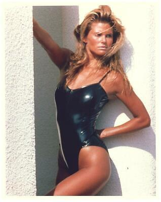Christie Brinkley 8x10 Photo Picture Very Nice Fast Free Shipping #538