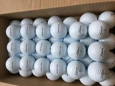 50 titleist prov1 pearl/a 2018 model . excellent  good condition. Greatest Balls