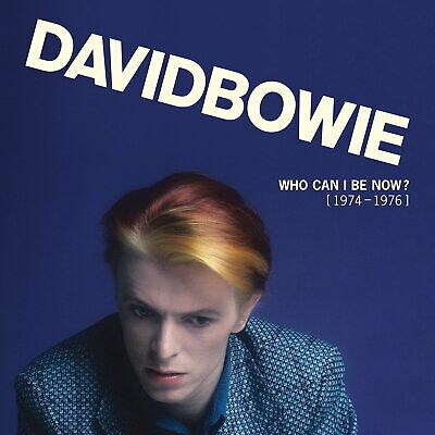 """David Bowie """"Who Can I be Now"""" (1974 to 1976) 12 Cd Boxset - New & 100 % Genuine"""