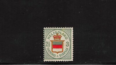 German States Heligoland MH Mint Hinged Stamp Scott # 20 #143600 X