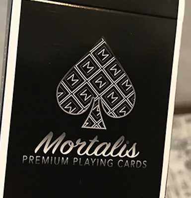 Mortalis Playing Cards by Area 52 - LIMITED