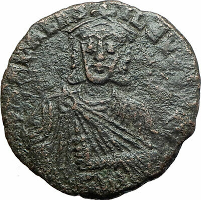 LEO VI, the Wise BYZANTINE  886AD Authentic Genuine Large Ancient Coin i79332
