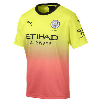 Manchester City FC Men's Third Replica Jersey $90.00 Style Number 755594_03