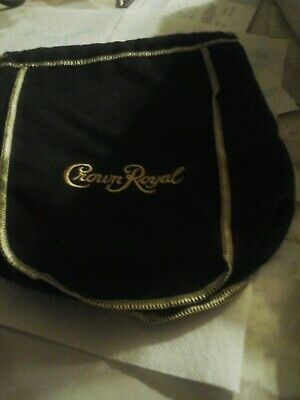 Crown Royal Bag in Black 750 ml/SPECIAL REFUND OFFER