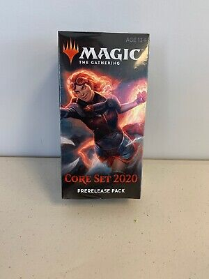 MTG Magic The Gathering Core Set 2020 Factory Sealed Prerelease Pack Kit