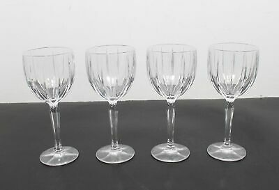 "Waterford Marquis Crystal 5.5 "" Wine Goblets Glasses"