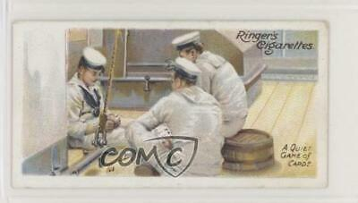 1905 Ringer's Life on Board a Man of War Tobacco New York Mixture Back #26 jn1