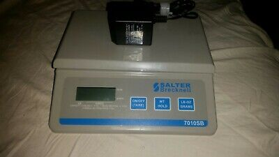 Salter Brecknell 7010SB Scale (Tested Works) Shipping Package Scale