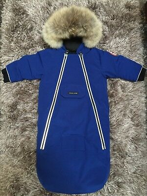 5105c84a5 THE NORTH FACE Baby Infant Girls Nuptse 550 Fill Down Goose Jacket ...