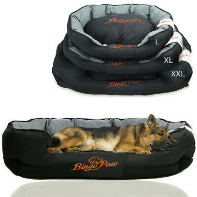 Extra Large Dog Bed Snuggle Pillow Pet Bed Waterproof Outside Living Room Couch