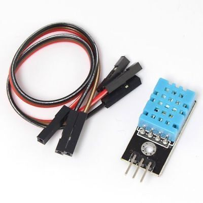 H● 10 Pcs DHT11 Arduino Temperature And Relative Humidity Sensor Module.