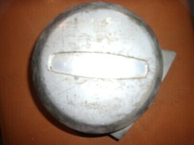 Suzuki GT 125 couvercle Allumage Aluminium Ignition Cover