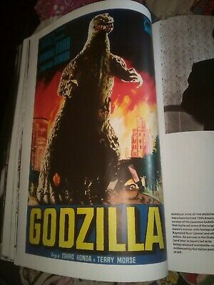 Life Magazine Godzilla the King of the Monsters NEW