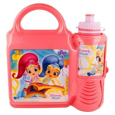 Combo Set Easy Con Botella Ergonomica 400 Ml | Shimmer & Shine