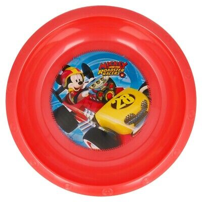 Cuenco Easy Pp Mickey Mouse - Disney - And The Roadster Racers