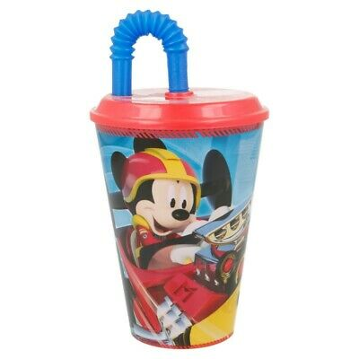 Vaso Caña Easy 430 Ml | Mickey Mouse - Disney - And The Roadster Racers