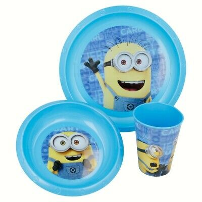 Set Easy 3 Pcs. Minions Rules