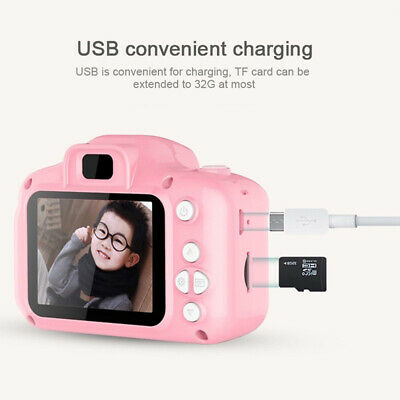 Mini Digital Camera Video Recorder Camcorder Cute Gift For Kid Children Camera