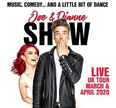 Joe and Dianne Show Ticket x 1