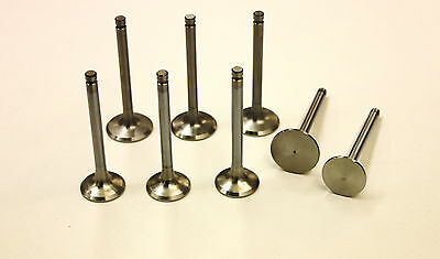 SET OF  INLET & EXHAUST VALVES FOR THE 1275cc AUSTIN HEALEY SPRITE & MG MIDGET