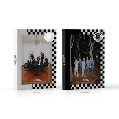 NCT Dream-[We Boom]3rd Mini Album CD+NCT Poster+Booklet+Card+Gift K-POP Sealed