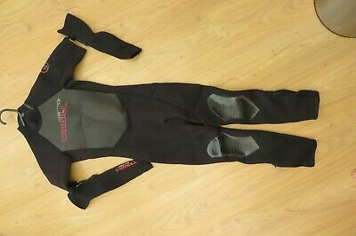 O'Neill Reactor Child's Back Zip Full Length Wetsuit Age 10 with detachable arms