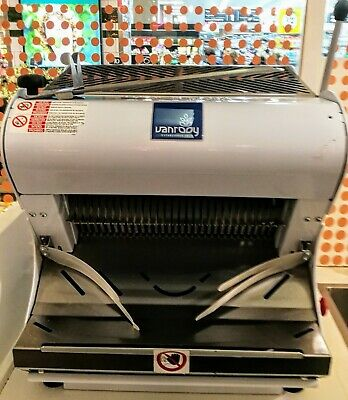 Escher Manually Operated Bread Slicer Model: ES42
