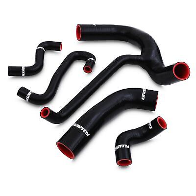 5pc SILICONE ENGINE RADIATOR HOSE PIPE KIT FOR LAND ROVER DISCOVERY 1 2.5 200TDI