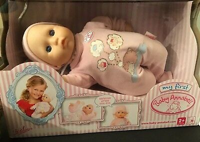 BNIB Zapf Creation My First Baby Annabell Suit 2+