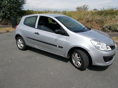 Renault Clio 2007 Excellant Inside And Out 93055 1.2Cc