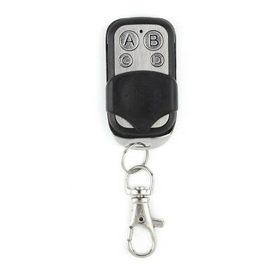 Useful Universal Key Fob Remote Control Gate Garage Door Roller Shutter 433mhz