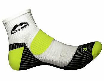More Mile London Running Socks Mens Womens Cushioned Support Gym Sports Sock's