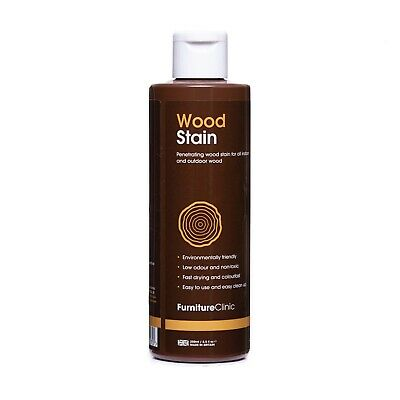 Wood Stain - Many Colours - Fast, Effective Wood Stain For Indoor & Outdoor Wood