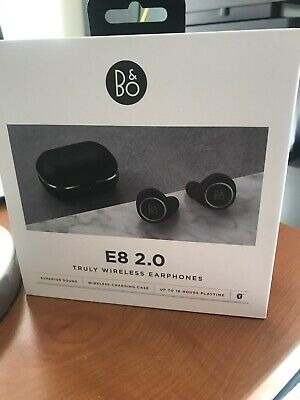Bang and Olufsen Beoplay E8 2.0 Truly Wireless Earphones In Box Used Once