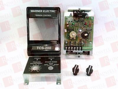 Altra Industrial Motion Tcs-200 / Tcs200 (Used Tested Cleaned)