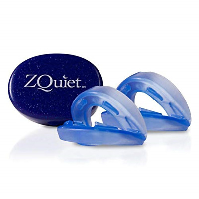 ZQuiet ti Snore Mouthpiece 2 Step Complete System Z QUIET   NEW   SEALED