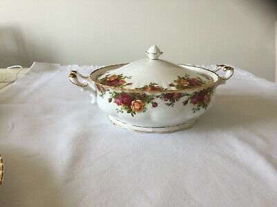 Royal Albert Old Country Roses Lidded Tureen