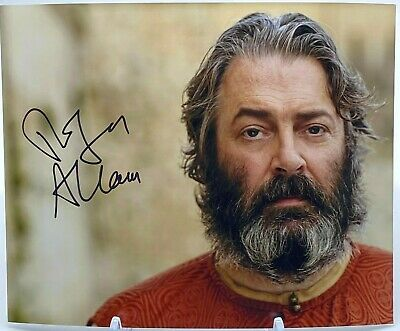 Roger Allam GAME OF THRONES Signed 10x8 Photo AFTAL OnlineCOA