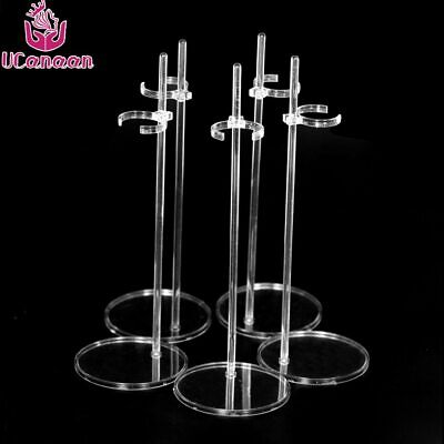 5 pcs/lot Doll Accessories Stand Display Holder Suitable for 1/6 Dolls
