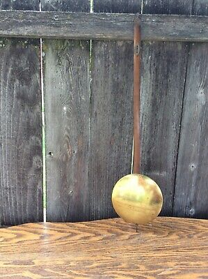 Antique German Vienna Regulator Wall Clock Pendulum