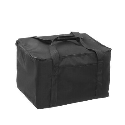 27L 15.7in Food Delivery Bag Professional Takeaway Pizza/Burgers/Pies Holds