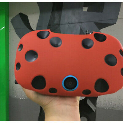 Silicone Cover Case Shell For HTC VIVE Controller VR Glasses Protective Case AU
