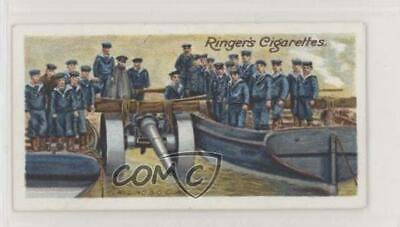 1905 Ringer's Life on Board a Man of War Tobacco New York Mixture Back #40 jn1
