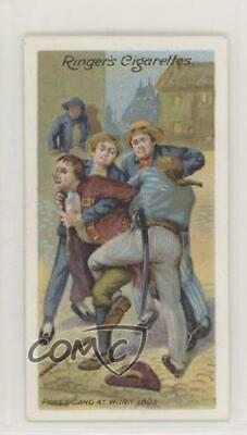 1905 Ringer's Life on Board a Man of War Tobacco New York Mixture Back #3 jn1