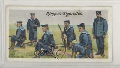 1905 Ringer's Life on Board a Man of War Tobacco New York Mixture Back #41 jn1