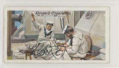 1905 Ringer's Life on Board a Man of War Tobacco New York Mixture Back #30 jn1